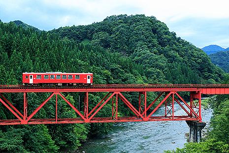 秋田県の風景
