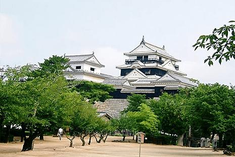 愛媛県の風景