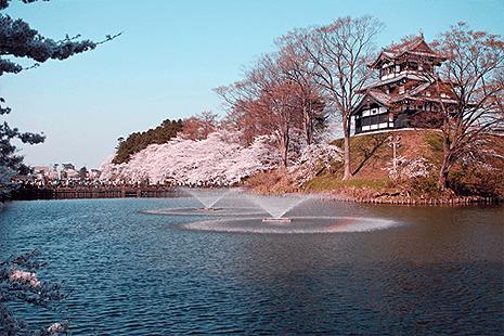 新潟県の風景