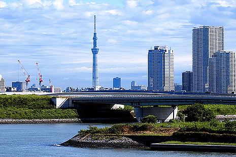 東京都の風景