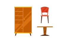 家具のリユースと寄付