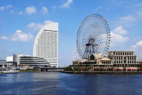 神奈川県の風景