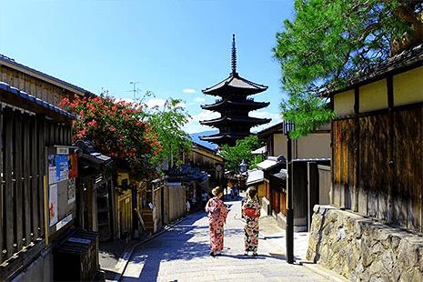 京都府の風景