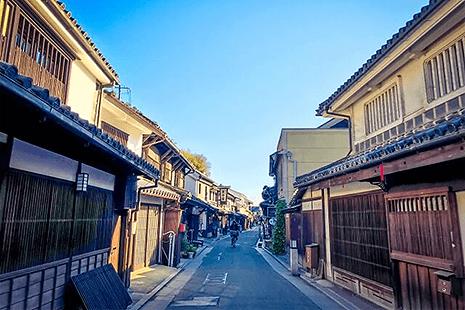 岡山県の風景