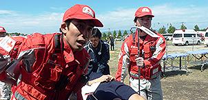 寄付先1:日本赤十字社