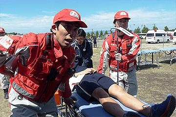 寄付先3:日本赤十字社