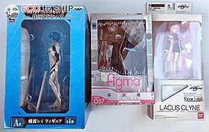 届いたフィギュアや人形6